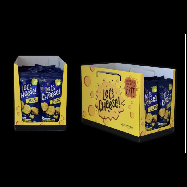 MySnack Juustusnäkk Originaal (kast)