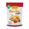 MySnack garlic chips BBQ 20g