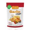 MySnack Küüslaugukrõps BBQ 20g - Tan Taste Vacuum Fired Garlic Chips Barbecue (package front)