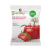 MySnack Crispy Strawberry and Apple 25g