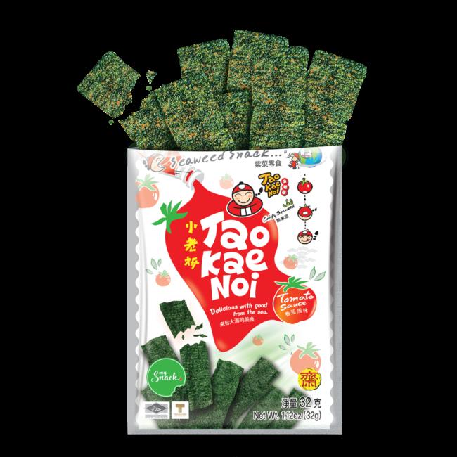 MySnack Seaweed Snack with Tomato 32g
