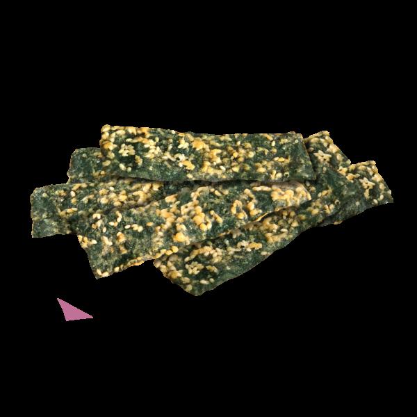MySnack Seaweed Snack with Sesame 39g