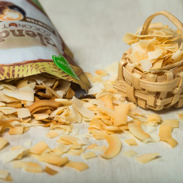 MySnack Coconut Chips with Roasted Coffee 40g