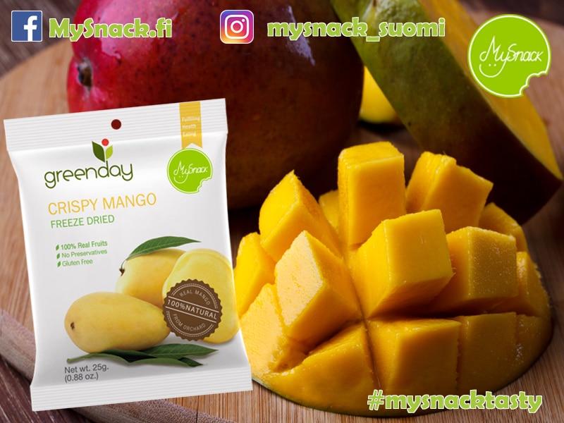 MySnack mango